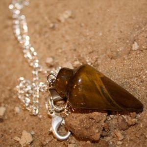Jewelry - Pendulum/Bracelet Tiger's Eye